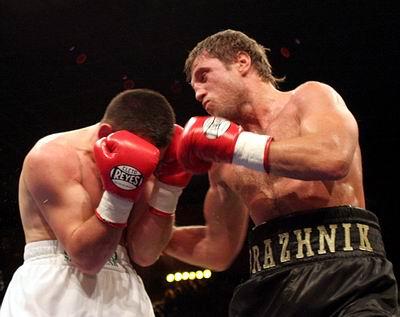 Valery Brazhnik vs George Ungiadze