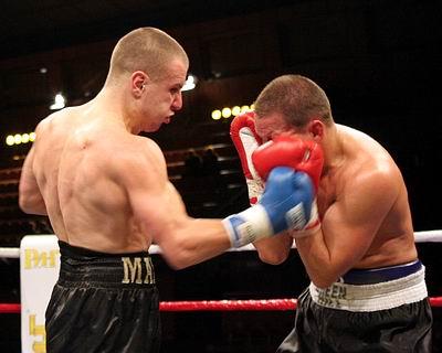 Maxim Bursak vs Vladimir Borovski