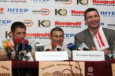 Смотрите фотогалерею Пресс-конференция перед турниром в Одессе