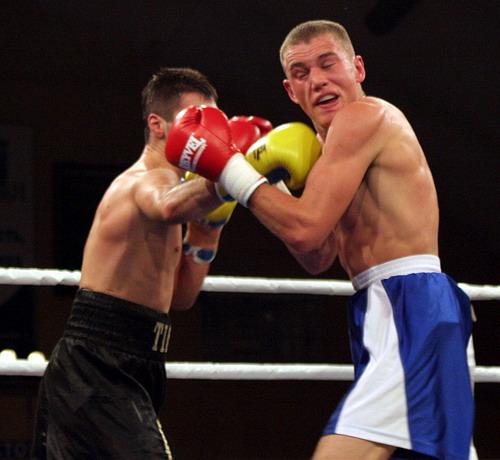 Timur Ahundov vs Maxim Ivshyn