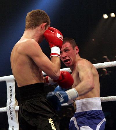 Valentin Golovko vs Vitaliy Charkin