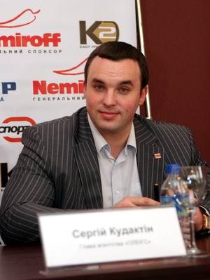 Смотрите фотогалерею Сергей Кудактин на пресс-конференции в Черкассах