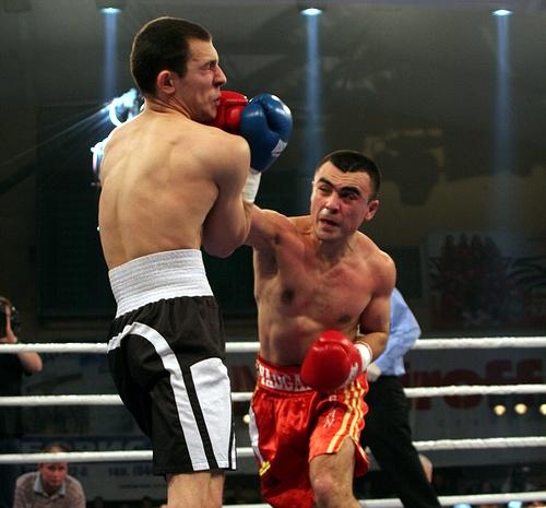 Магомед Ядгаров - Хасан Вишняков