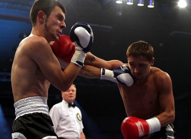 Yuri Voronin vs Khasan Vishnyakov
