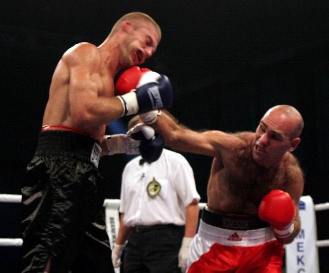 Aleksandre Benidze vs Mikhail Vinnichenko