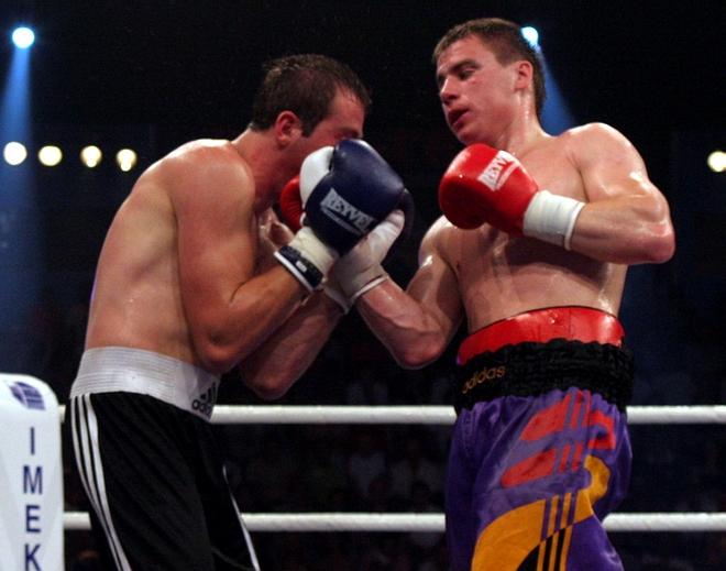 Siarhei Rabchanko vs Boris Akopov
