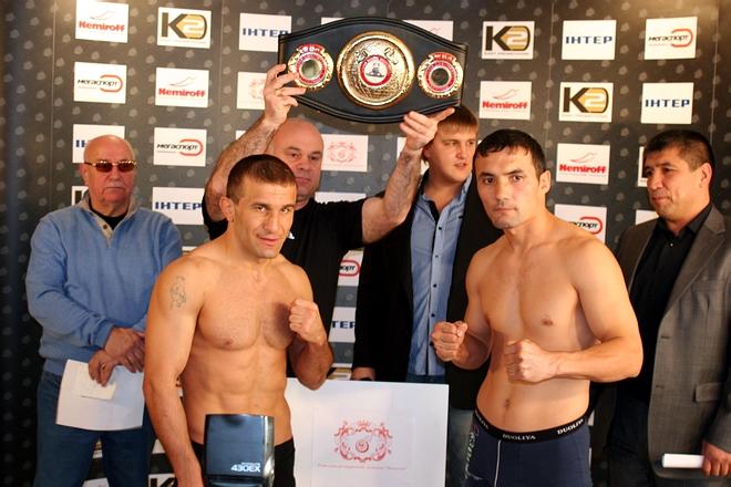 See gallery Avtandil Khurtsidze vs Kuvanych Toygonbayev