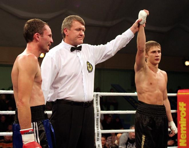 Alexander Spirko vs Denis Tupilenko
