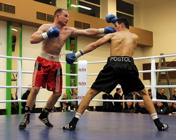 Viktor Postol vs Artem Ayvazadi