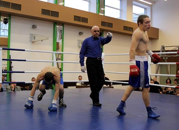 Смотрите фотогалерею Олег Малиновский в поединке против Александра Литвы