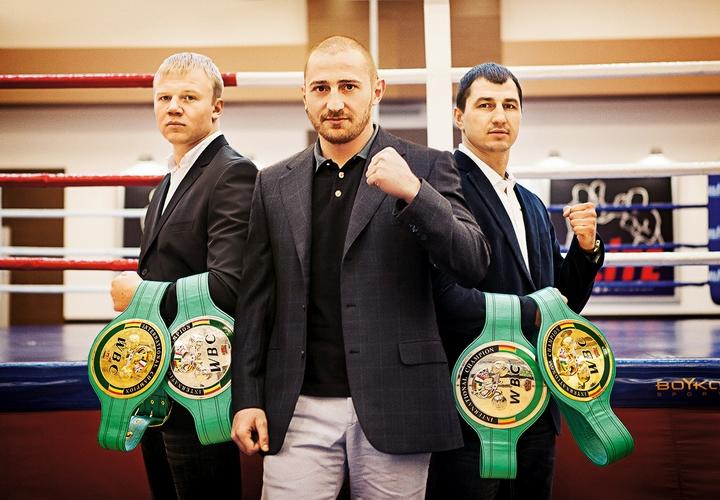 Смотрите фотогалерею Степан Черновецкий (в центре) с Дмитрием Кучером и Виктором Постолом
