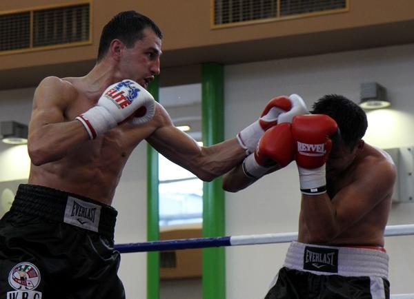 See gallery Viktor Postol vs Bahrom Payozov