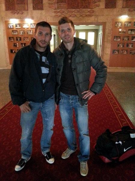 Смотрите фотогалерею Филипп Френуа прибыл в Киев