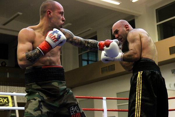 Ilya Prymak vs Aleksandre Benidze